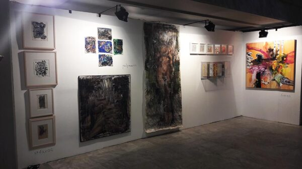 ARTFORUM GALLERY / Art Athina Fair 21-24 / 6 / 2018
