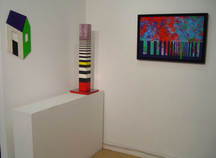 "Michaeledes Michael, Xenakis Constantin, Zouni Opy – ""Geometry meets Art"""