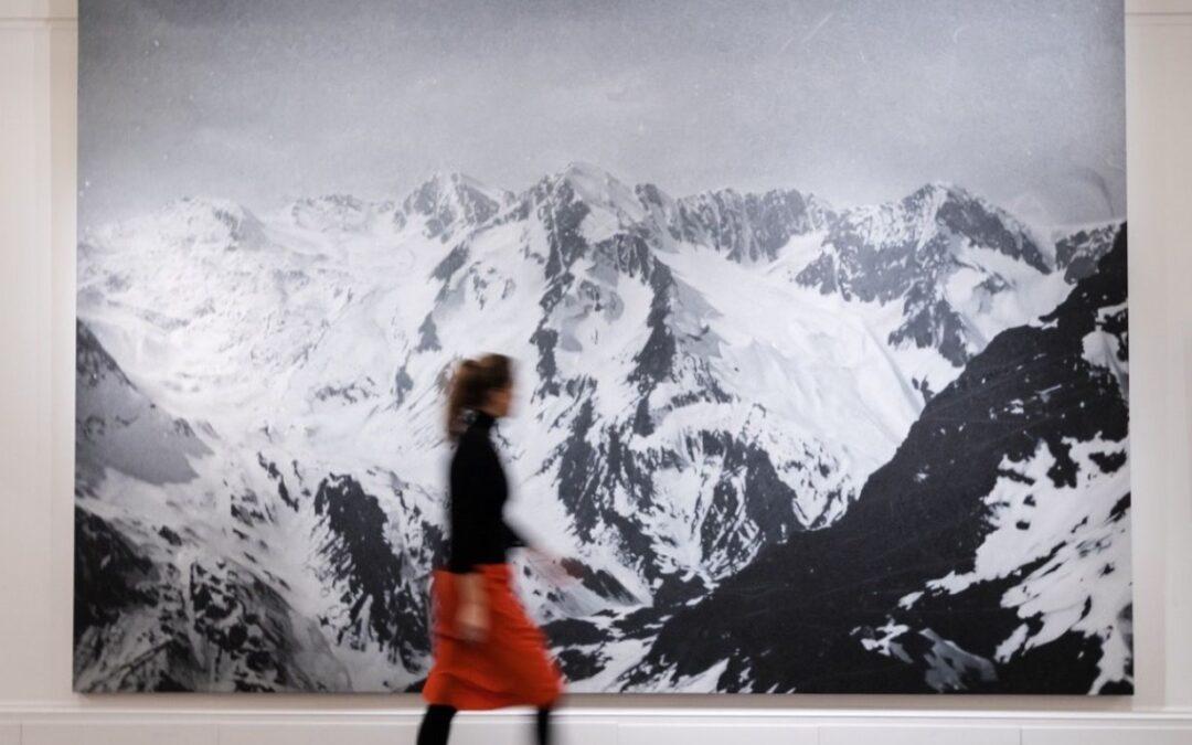 Untitled (2009) by Rudolf Stingel