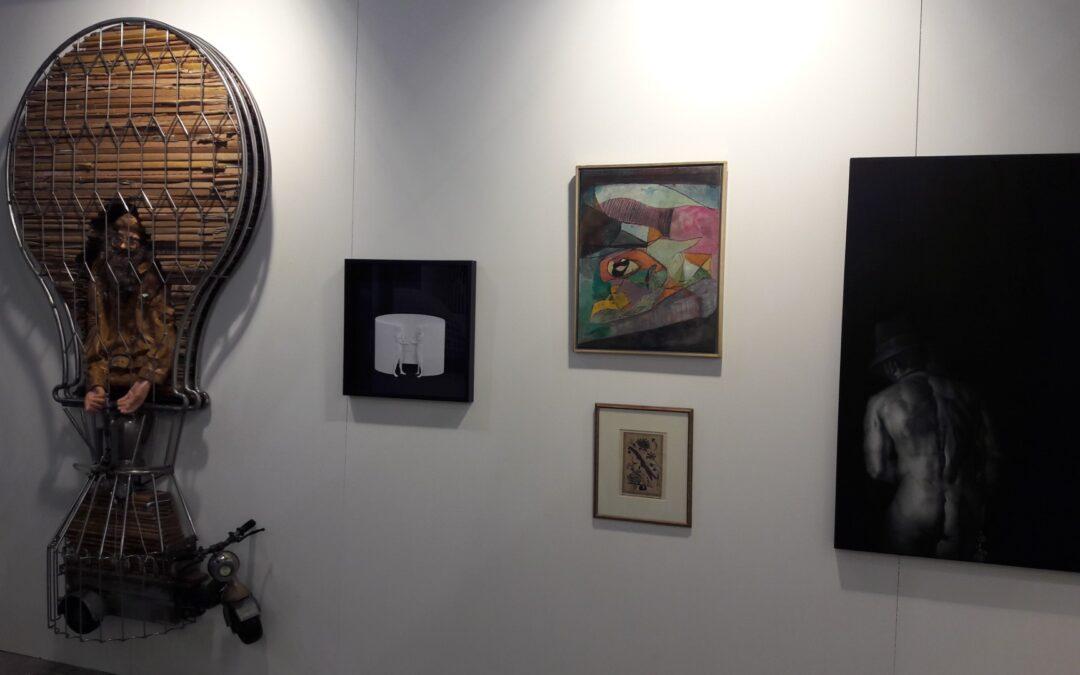 Group exhibition – Art Athina 2017: Avramidis, Fazos, Gunestekin, Imano, Michailidis, Polymeris, Stoidis, Tanimanidis, Tolis