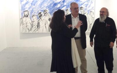 Yorgos Xenos at the Art Thessaloniki International Contemporary Art Fair 23-26/11/2017