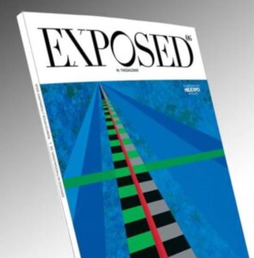 Magazine Exposed (TIF-HELEXPO), February 2018
