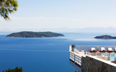 1st Contemporary Art Festival in Skiathos island, Greece, in collaboration with ARTFORUM